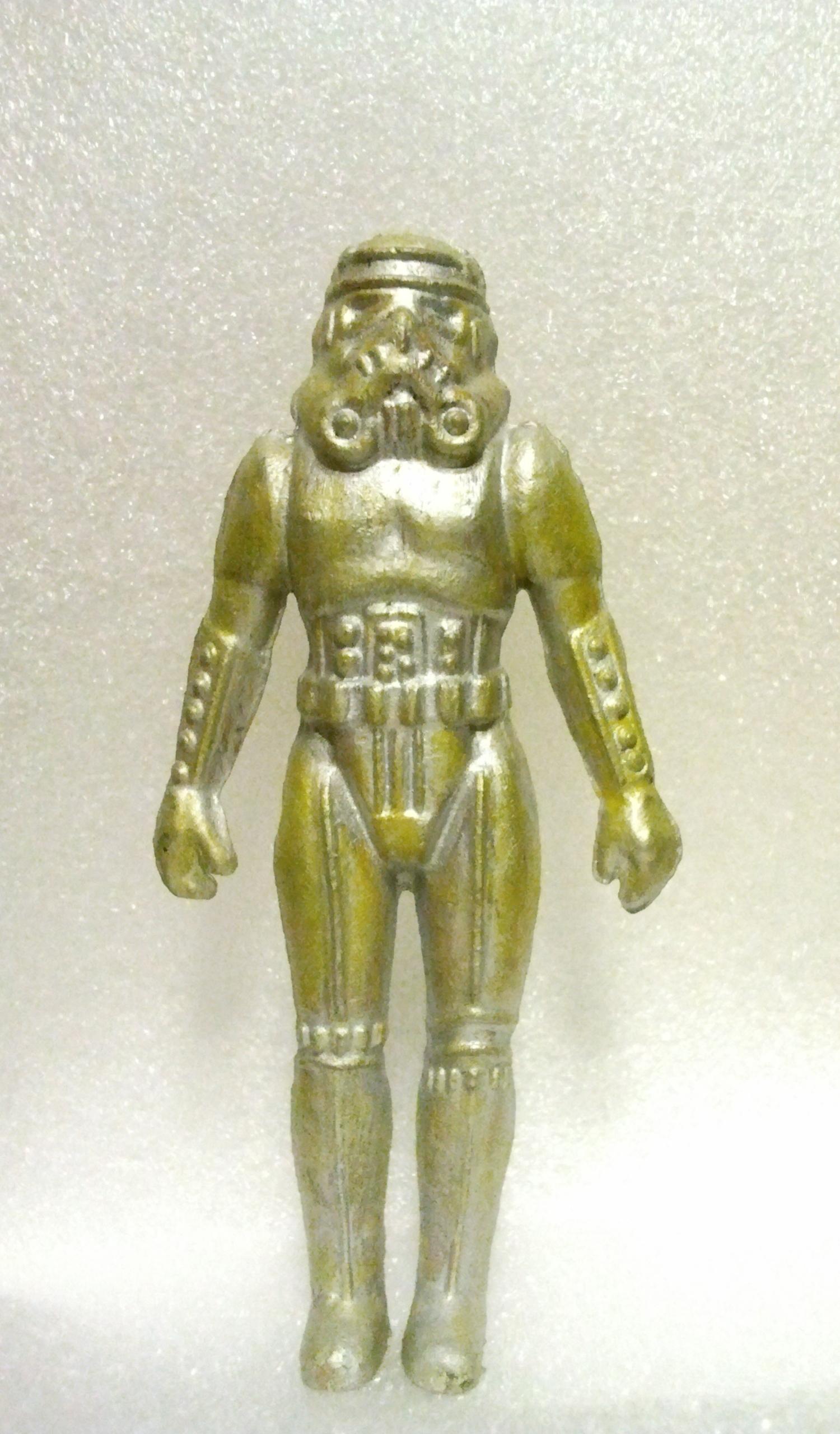 Złoto-srebrny Szturmowiec
