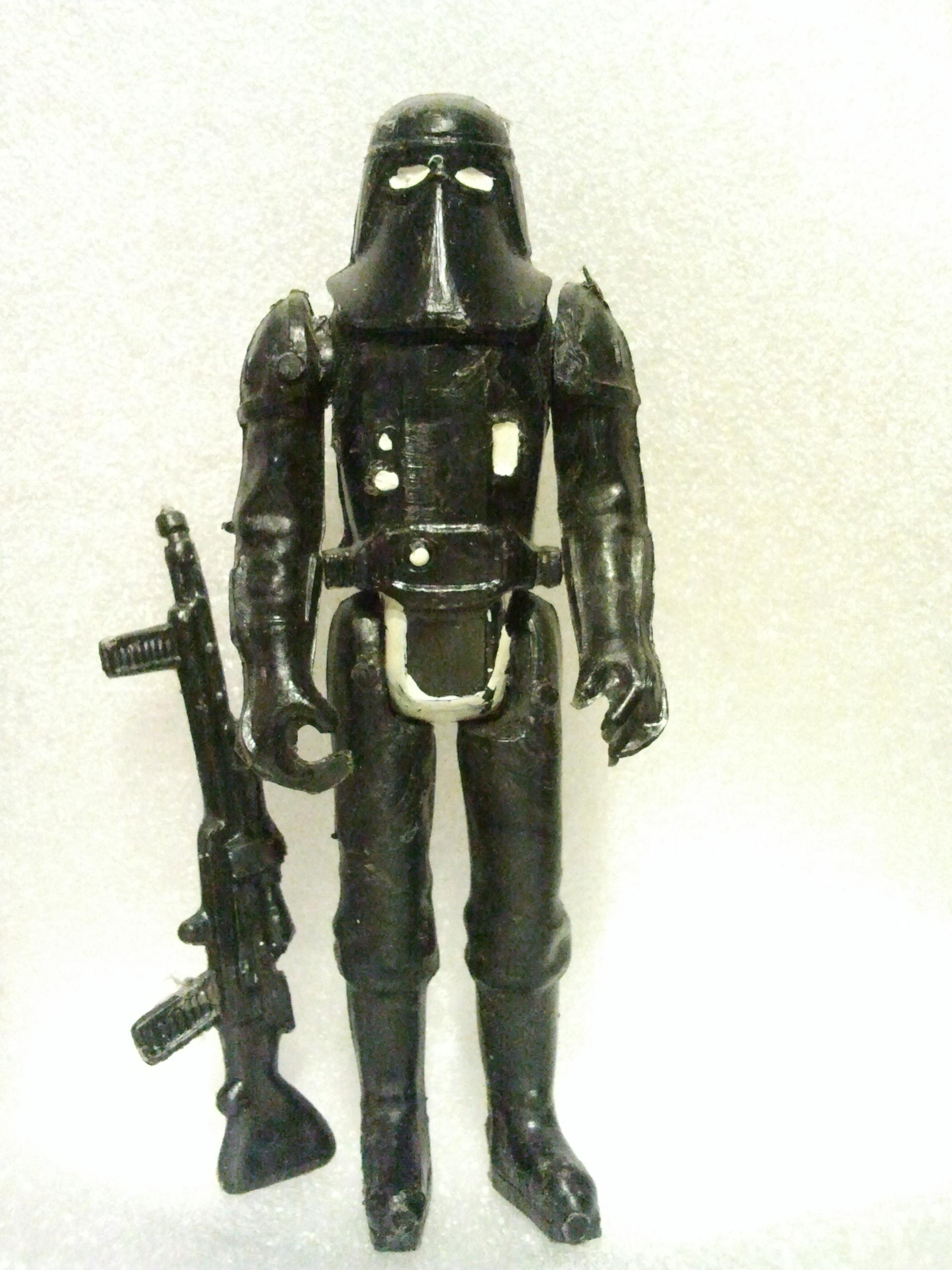 Czarny Snowtrooper